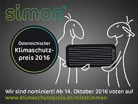 Klimaschutzpreis 2016