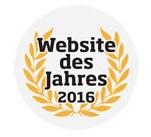 Logo Website des Jahres