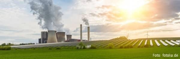 Konventionelle und erneuerbare Energien