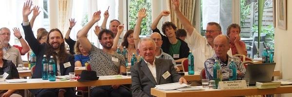Vertreterversammlung in Hamburg