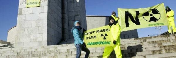 Paks II-Protest