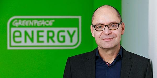Marcel Keiffenheim, Leiter Politik und Kommunikation, Greenpeace Energy